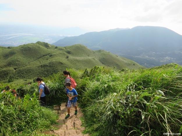 hiking-taiwan-yangmingshan-qixing-15