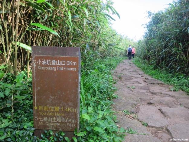 hiking-taiwan-yangmingshan-qixing-16