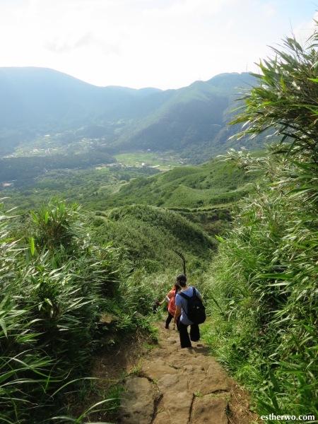 hiking-taiwan-yangmingshan-qixing-19